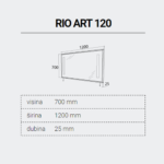 RIOART120-DIMENZIJE