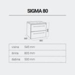 SIGMA80-DIMENZIJE