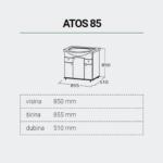 ATOS85-DIMENZIJE