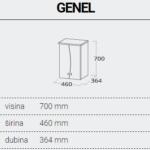 GENEL-DIMENZIJE