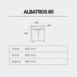 PINO-ALBATROS-80