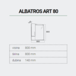 PINO-ALBATROS-ART80