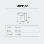 mond55-dimenzije